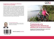 Portada del libro de Tratamiento a la Hipertención Arterial en adultos de la tercera Edad
