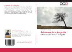 Capa do livro de Artesanos de la Angustia