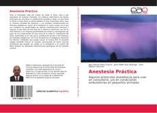 Portada del libro de Anestesia Práctica