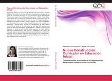 Обложка Nueva Construcción Curricular en Educación Inicial