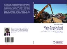 Bookcover of Waste Treatment and Recycling in Nigeria