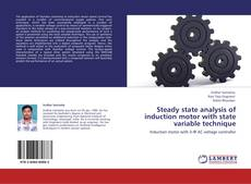 Capa do livro de Steady state analysis of induction motor with state variable technique