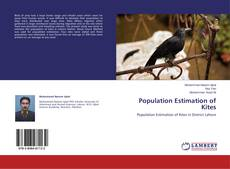 Bookcover of Population Estimation of Kites