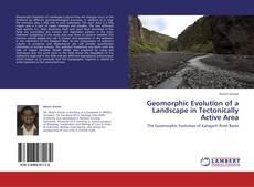 Bookcover of Geomorphic Evolution of a Landscape in Tectonically Active Area
