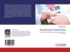 Обложка Prenatal Care in Rural Areas