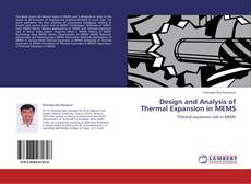 Borítókép a  Design and Analysis of Thermal Expansion in MEMS - hoz
