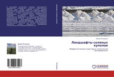Bookcover of            Ландшафты соляных куполов