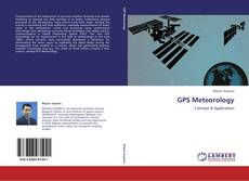 Capa do livro de GPS Meteorology