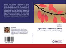 Ayurveda-the science of life kitap kapağı