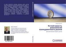 Bookcover of Устойчивость равновесия конкурентного рынка