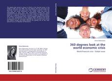 Bookcover of 360 degrees look at the world economic crisis