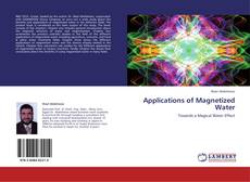 Couverture de Applications of Magnetized Water