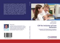 Couverture de CAI for Inclusion of Low Achievers