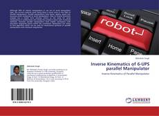 Bookcover of Inverse Kinematics of 6-UPS parallel Manipulator