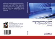 Borítókép a  Technology of Research and Grant Proposal Writing: - hoz