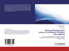 Bookcover of Stock exchange index returns in different inflation rate regimes