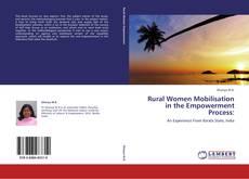 Portada del libro de Rural Women Mobilisation in the Empowerment Process: