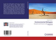Bookcover of Environmental Refugees