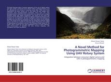 Capa do livro de A Novel Method for Photogrammetric Mapping Using UAV Rotary System