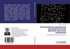 Capa do livro de Нелинейные уравнения математической физики высоких порядков