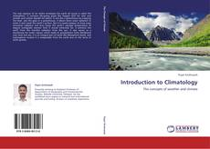 Bookcover of Introduction to Climatology