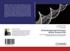 Postmenopausal Coronary Artery Disease Risk kitap kapağı