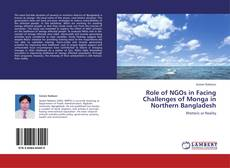 Bookcover of Role of NGOs in Facing Challenges of Monga in Northern Bangladesh