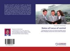 Couverture de Status of Locus of control