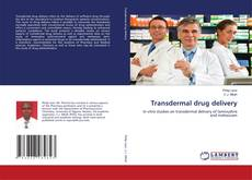 Transdermal drug delivery kitap kapağı
