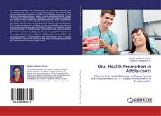 Bookcover of Oral Health Promotion in Adolescents
