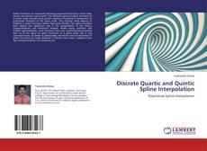 Обложка Discrete Quartic and Quintic Spline Interpolation