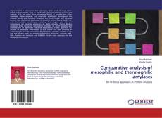 Couverture de Comparative analysis of mesophilic and thermophilic amylases