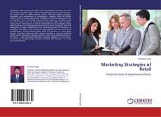 Couverture de Marketing Strategies of Retail