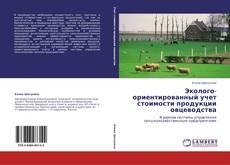 Bookcover of Эколого-ориентированный учет стоимости продукции овцеводства