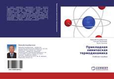 Прикладная химическая термодинамика的封面