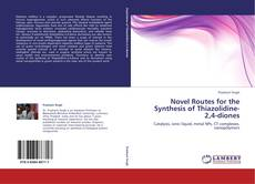 Capa do livro de Novel Routes for the Synthesis of Thiazolidine-2,4-diones