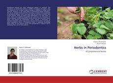 Bookcover of Herbs in Periodontics