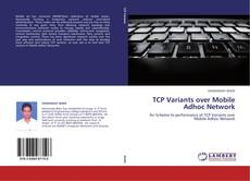 Buchcover von TCP Variants over Mobile Adhoc Network