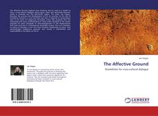 Portada del libro de The Affective Ground