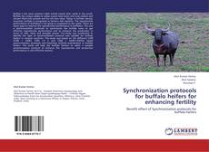 Buchcover von Synchronization protocols for buffalo heifers for enhancing fertility