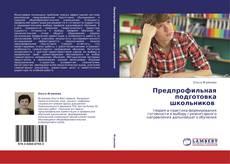Bookcover of Предпрофильная подготовка школьников