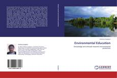 Bookcover of Environmental Education