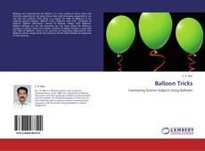 Couverture de Balloon Tricks