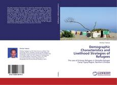 Bookcover of Demographic Characteristics and Livelihood Strategies of Refugees