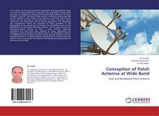 Bookcover of Conception of Patch Antenna at Wide Band