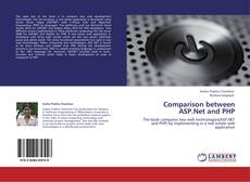 Buchcover von Comparison between ASP.Net and PHP