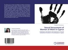 Portada del libro de Sexual Harassment of Women at Work in Cyprus