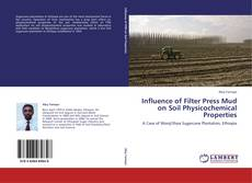 Copertina di Influence of Filter Press Mud on Soil Physicochemical Properties