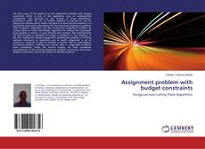Bookcover of Assignment problem with budget constraints