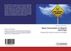 Bookcover of Open Innovation in Digital Start-Ups
